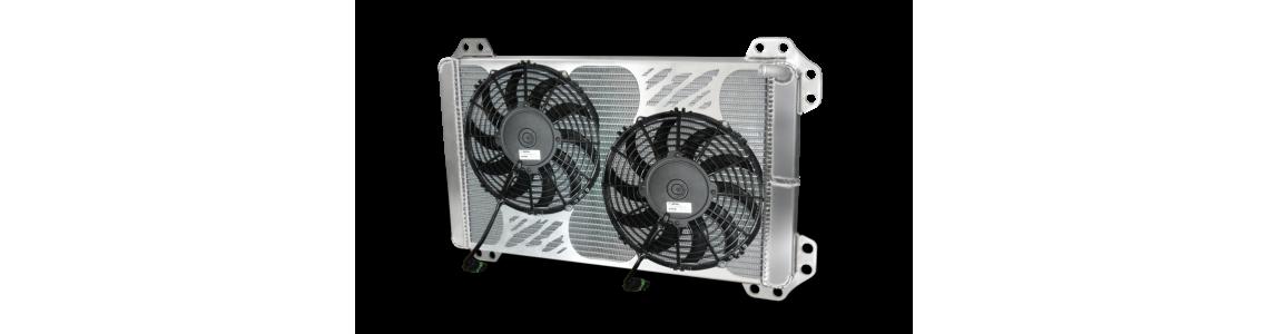 Вентилятор радиатора не включается. Что это могло значить? Какие компоненты нужно будет заменить?